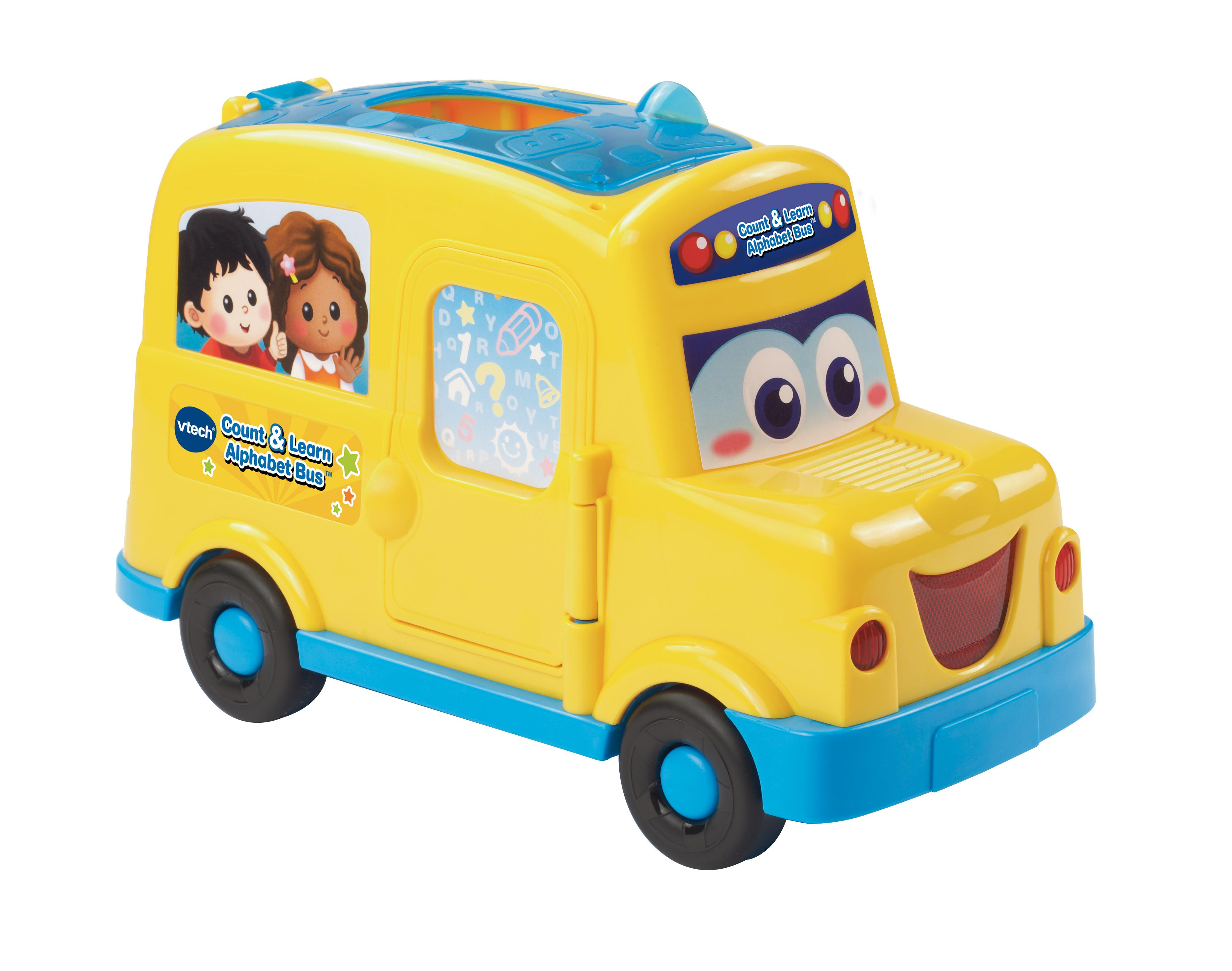 VTech Count & Learn School Bus Manuals and User Guides ...