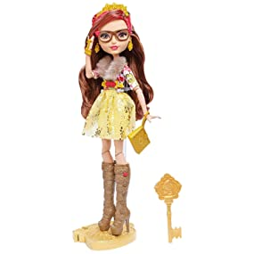 Amazon.com: Ever After High Rosabella Beauty Doll: Toys & Games