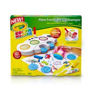 Amazon.com: Crayola Color Wonder Light Up Stamper: Toys ...
