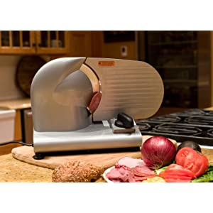 meat slicers for home use commercial food deli slicers electric chef choice stainless steel