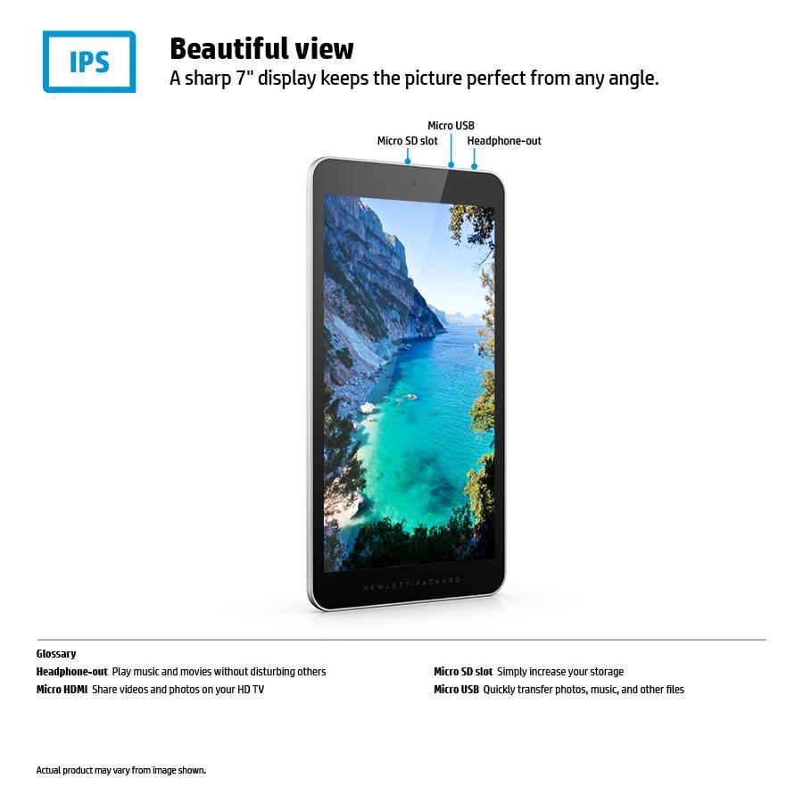 HP G2 Tablet 7 Case