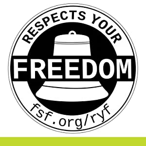 fsf, ryf, Free Software, Respects Your Freedom
