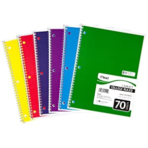 Journal ring bound - 100 pages each - lot of 16