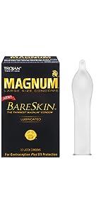 trojan magnum bareskin best penis ring