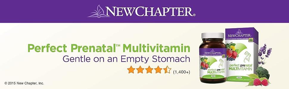 New chapter perfect prenatal dha