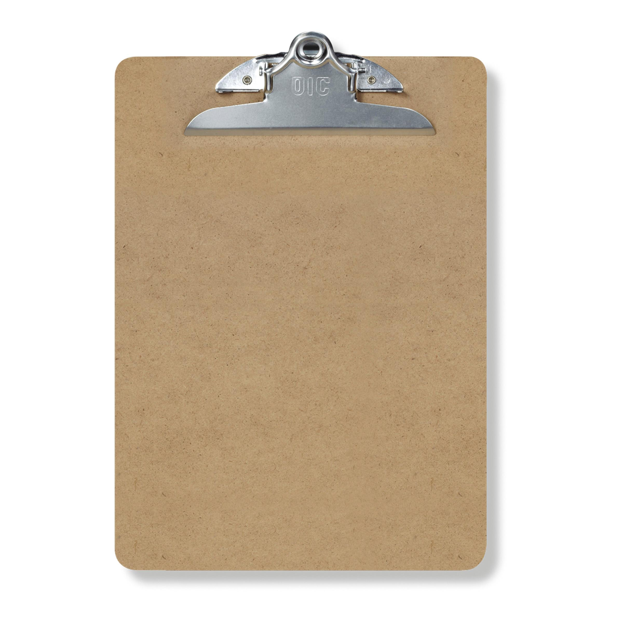 amazoncom officemate wood clipboard letter size With letter size clipboard