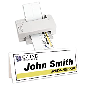 Name Tent Cardstock