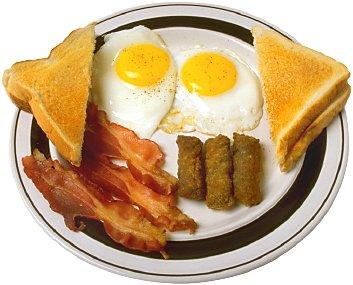 """Кафе  """"Рецептор """" приглашает Вас на самый вкусный завтрак со скидкой 50%!"""