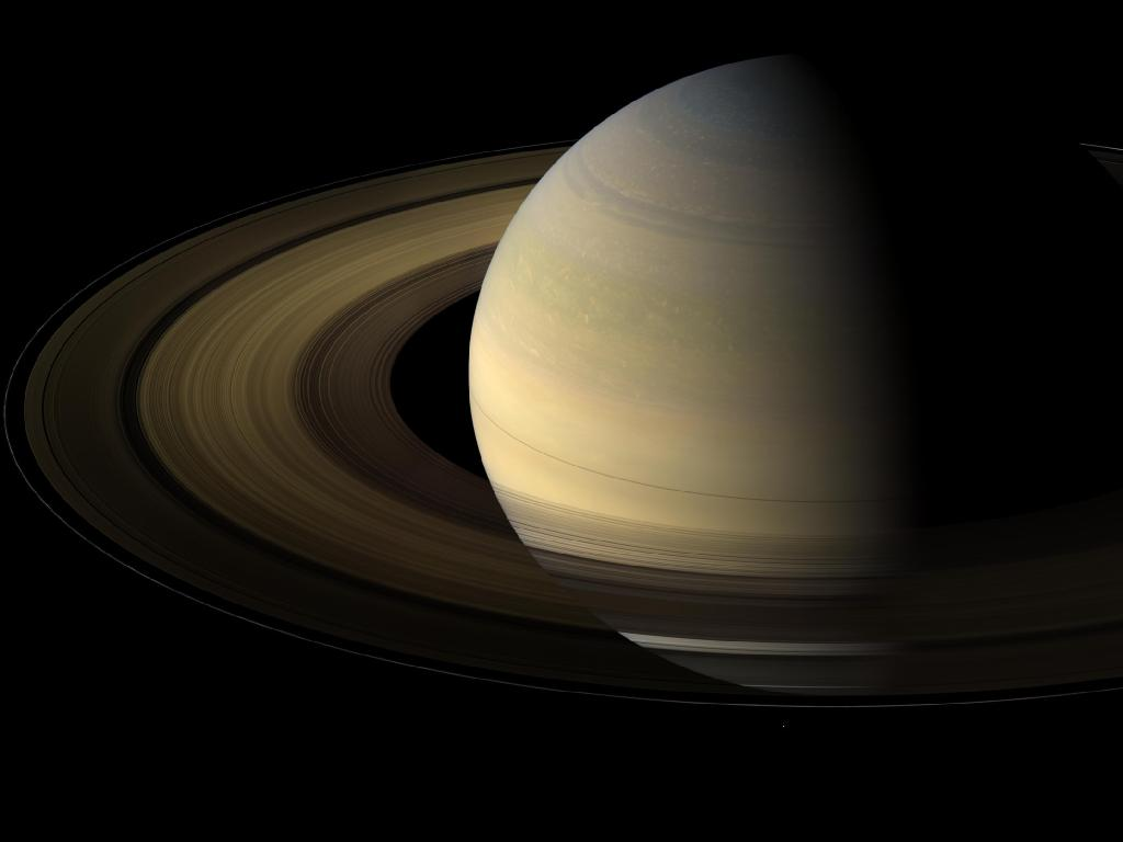 What Planets Have Rings around Them - Pics about space