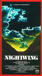called NIGHTWING. 1980's horror: