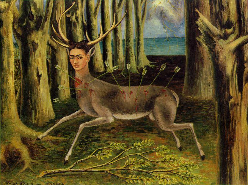 Little Deer Frida Kahlo