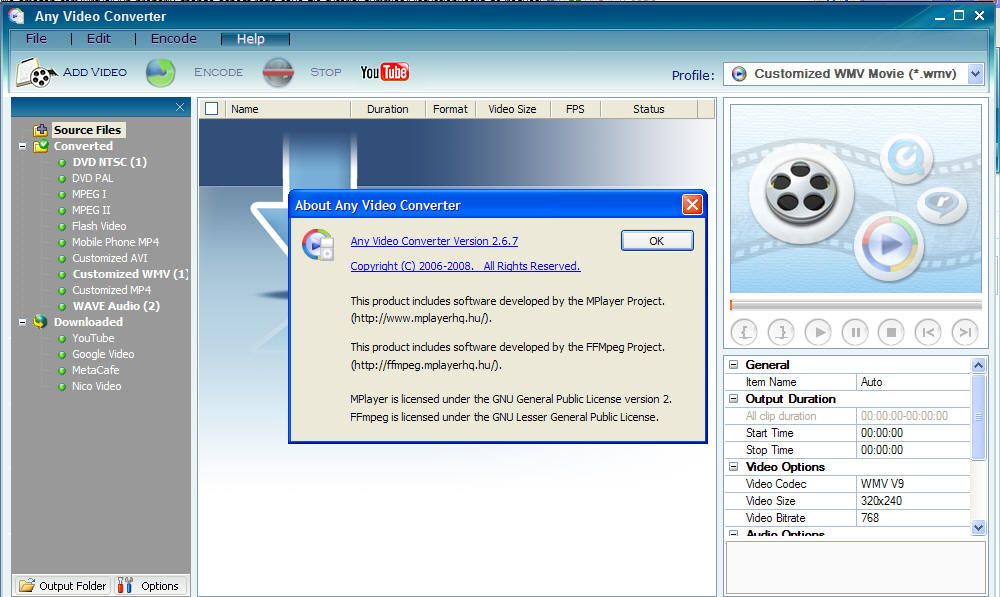 any video converter cracked skachat