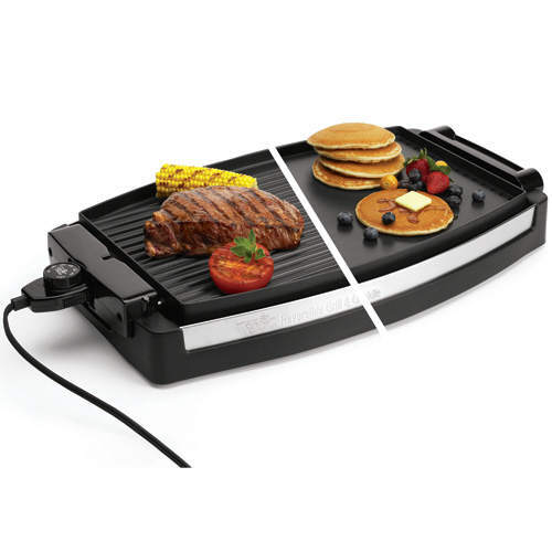 features of an electric griddle - Electric Griddles