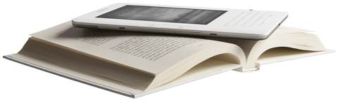 You'll fall in love with Kindle2 from Amazon.com!