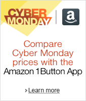 Compare Cyber Monday prices with the Amazon 1Button App