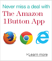 Never miss a deal with the Amazon 1Button App