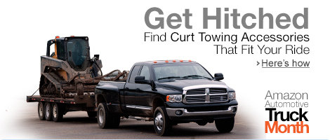 Find Curt Towing Accessories That Fit Your Ride