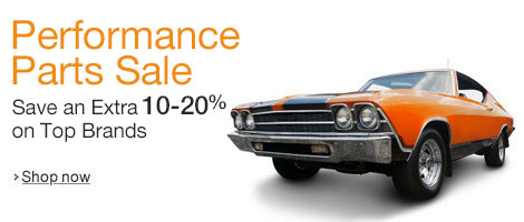 Save an Extra 10%-20% on Performance Parts