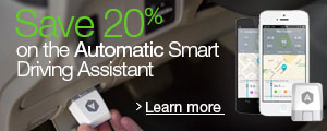 Save 20% on Automatic Smart Driving Assistant