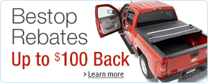 Up to $100 Back with Bestop Rebates