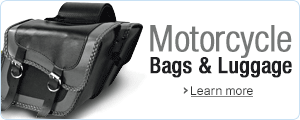 Motorcycle Bags and Luggage