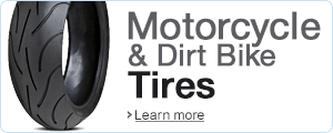Motorcycle and Dirt Bike Tires