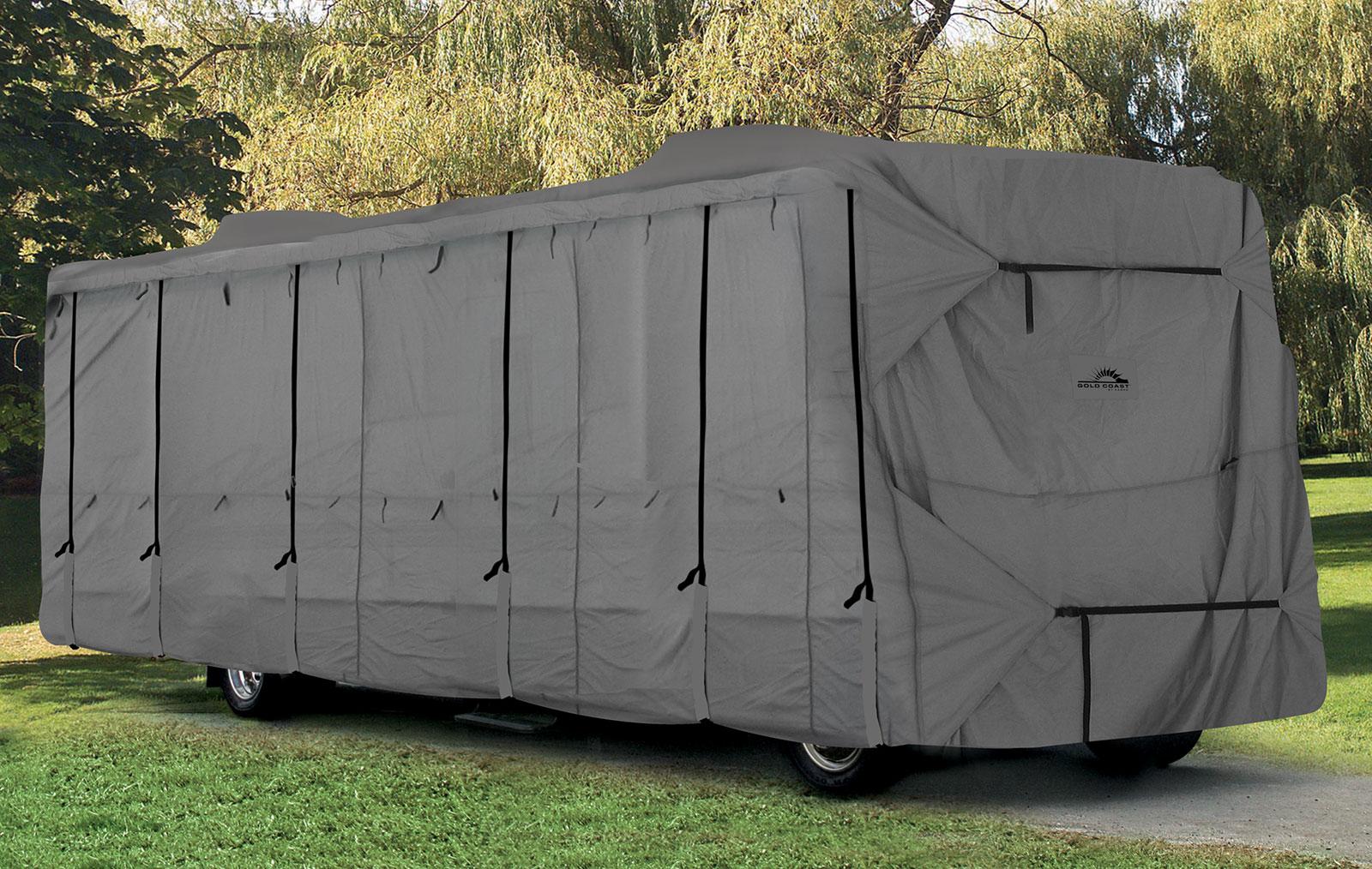 Camco 45735 Rv 38 39 Ultraguard Class A Cover 116 H X 102 W