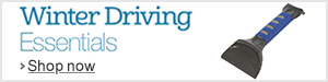 Automotive Winter Driving Essentials