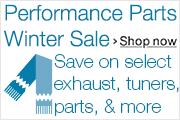 Automotive Winter Performance Parts Sale