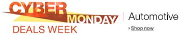 Cyber Monday Deals Week in Automotive