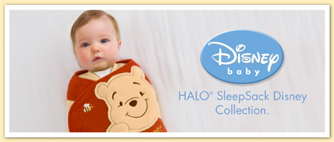 Halo Sleep Sack Disney