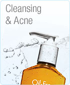 Cleansers and Acne