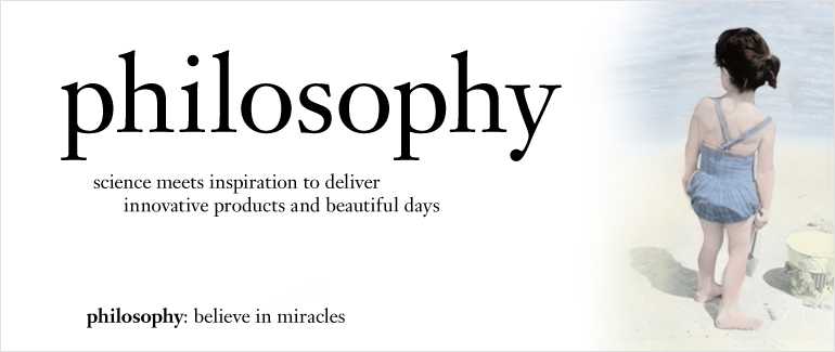 philosophy about the brand