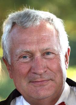 Author Steve Schroeder