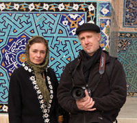 Faith D'Aluisio & Peter Menzel