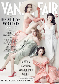 Vanity Fair Hollywood Issue, 2008