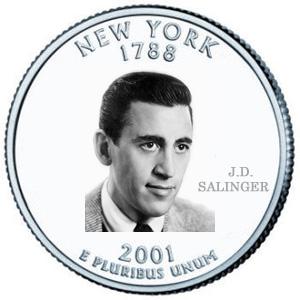 J.D. Salinger Quarter