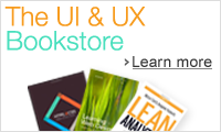 The UI and UX Bookstore