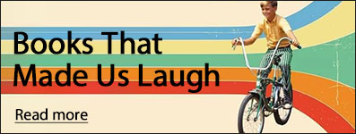 Books That Made Us Laugh