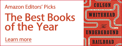 Amazon Book Review: The Best Books of the Year