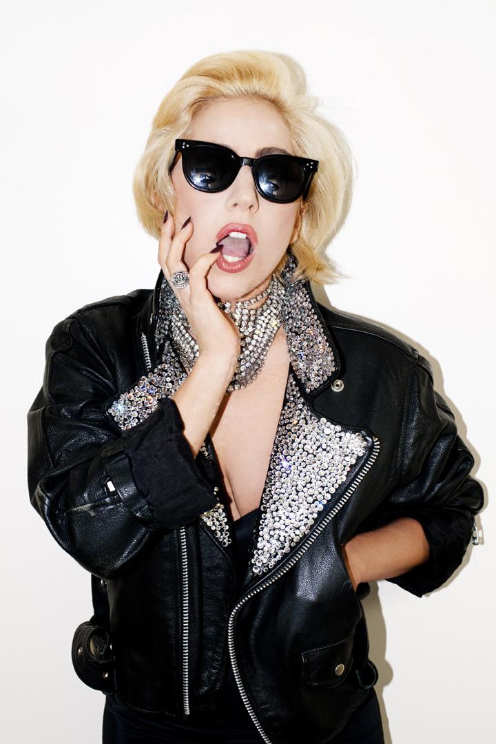 Lady Gaga: Lady Gaga, Terry Richardson: 8601234619871: Amazon.com