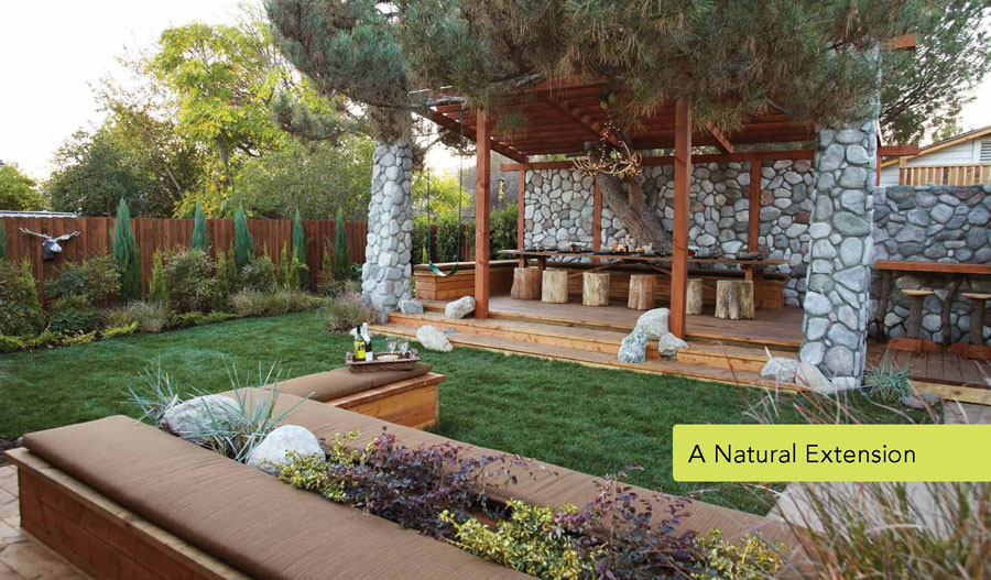 Jamie durie 39 s the outdoor room jamie durie 9780061374852 for Garden design amazon
