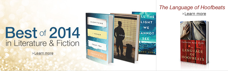 Holiday Deals in Literature & Fiction & The Language of Hoofbeats