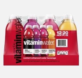 Amazon Student Member Exclusive: 20% Off Select vitaminwater