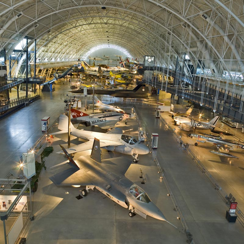 Smithsonian National Air And Space Museum An