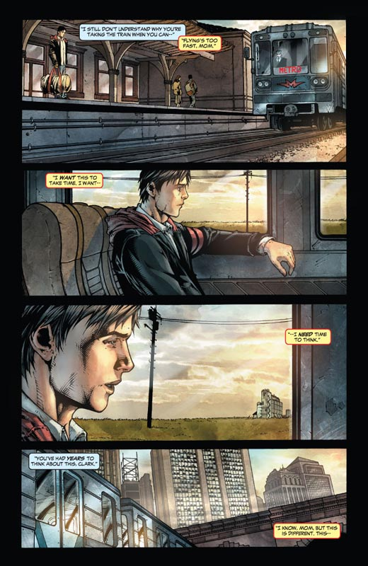 superman-Click on the images below to open larger sample pages.   Superma图片