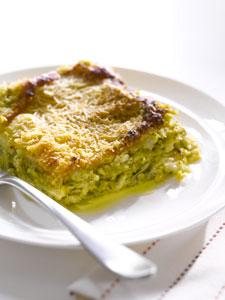 Sweet Corn and Basil Lasagna