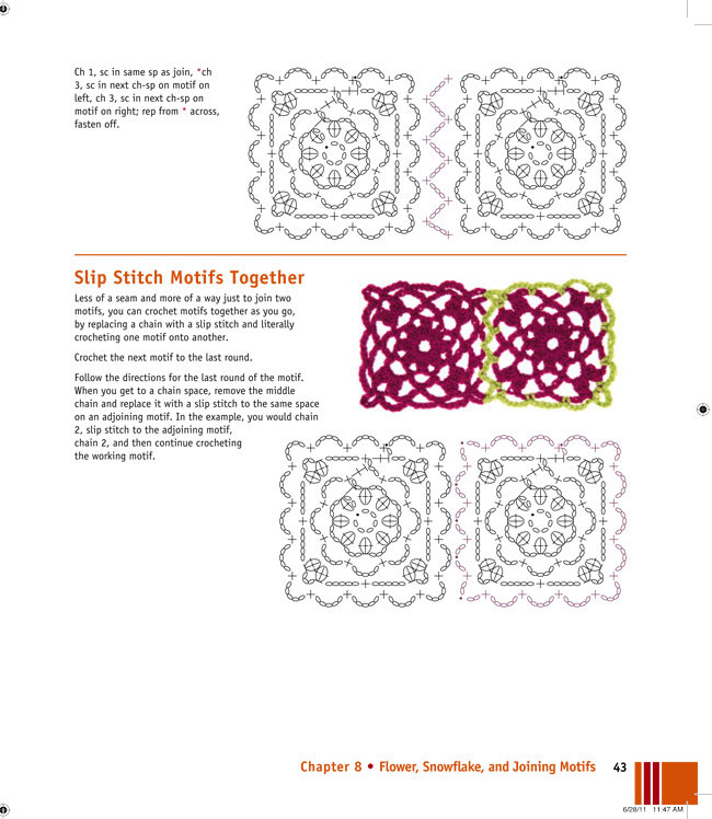 ENCYCLOPEDIA OF 300 CROCHET PATTERNS STITCHES AND DESIGNS - Crochet ...