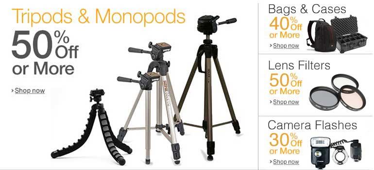 Amazon Camera Photo and Video Accessories