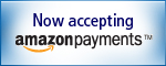 We now accept Amazon Payments